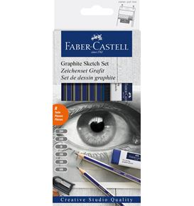 Faber-Castell - Graphite Sketch Set