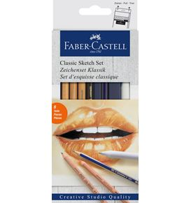 Faber-Castell - Classic Sketch Set